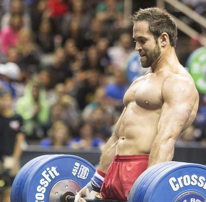 Rich Froning Vs Matt Fraser Crossfit Open Wod 15 1