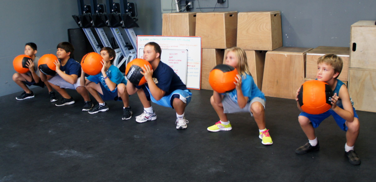 Crossfit Kids Is Designed To Get Your Child Moving Cf Ages 8 12