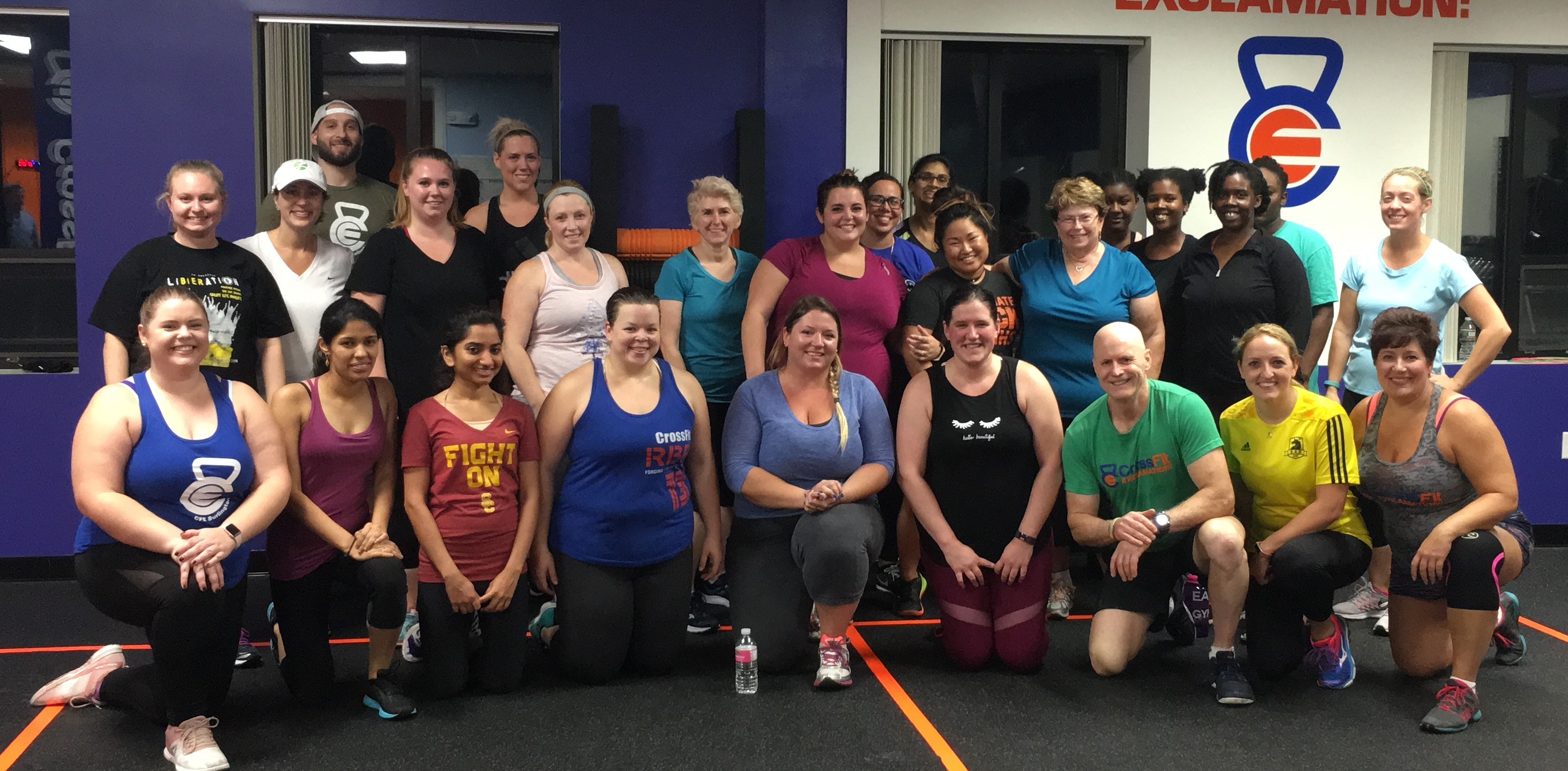 boot camp burlington
