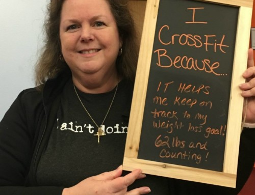 Kathy: Why I CrossFit