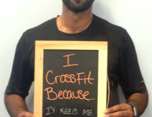 Aswin: Why I CrossFit