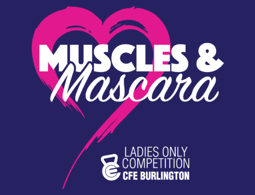 Muscles and Mascara Ladies Only Competition: January 26, 2019