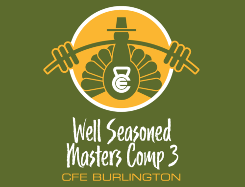 Well Seasoned 3 – Individual Masters Competition: November 23rd, 2019