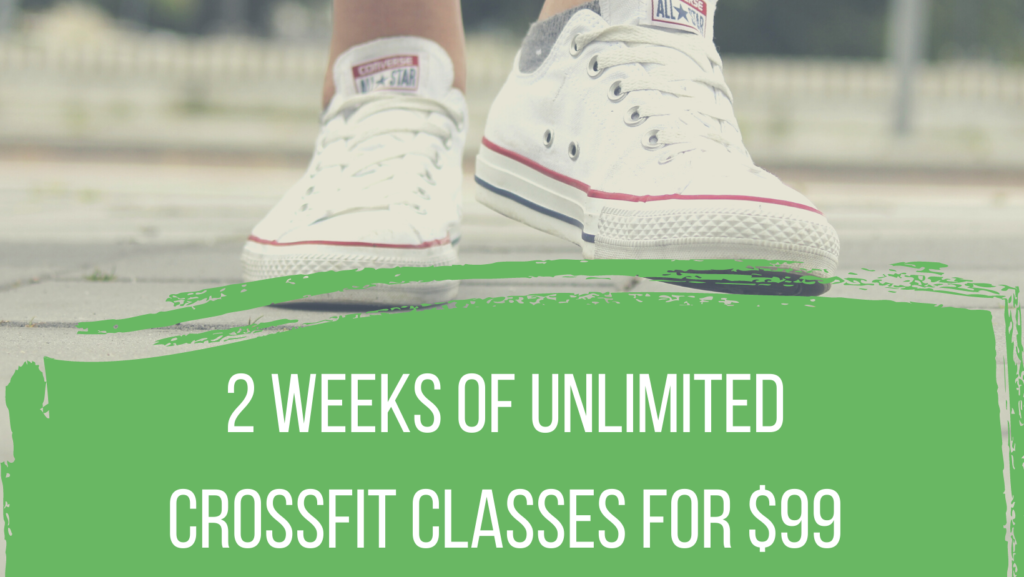 crossfit special offer